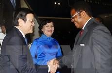 Bước phát triển mới trong quan hệ giữa Việt Nam và Tanzania