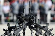 Vũ khí của Đức cung cấp cho người Kurd rơi vào tay IS ở Iraq