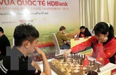 Wang Hao, Thảo Nguyên vô địch giải cờ vua quốc tế HDBank 2016