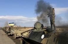 Nga cảnh báo Ukraine sử dụng giải pháp quân sự tại miền Đông
