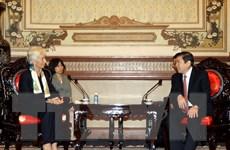 Tổng giám đốc IMF: TP.HCM cần giải quyết tốt bài toán giao thông