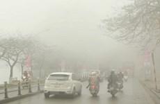 Bắc Bộ mưa ẩm và sương mù, có nơi nhiệt độ trên 35 độ C
