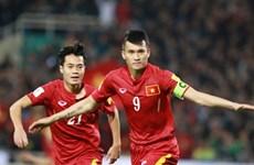 Công Vinh và Văn Toàn lập cú đúp, Việt Nam thắng đậm Đài Loan