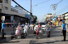Thành phố Hồ Chí Minh chấn chỉnh nạn đón trả khách trái phép