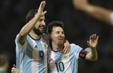 Messi lập công, Argentina nối dài mạch thắng ở vòng loại World Cup