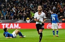 Đội tuyển Đức thắng hủy diệt tuyển Italy sau gần 21 năm chờ đợi