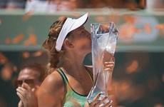 Hạ Kuznetsova, Victoria Azarenka lần thứ 3 vô địch Miami Open