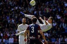 [Video] Barcelona thua sốc, Ronaldo giúp Real thắng hủy diệt