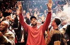 Kanye West làm nên lịch sử với album phát hành trên internet