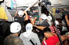 Sốc với cảnh đổ nát sau động đất ở Ecuador