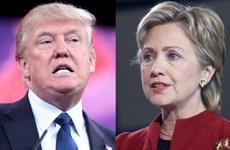 Bầu cử Mỹ: Hillary Clinton và Donald Trump nới rộng khoảng cách