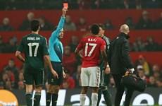 """""""Kẻ thù"""" của M.U bắt chính trận Manchester City-Real Madrid"""
