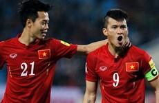 Bảng xếp hạng FIFA: Đội tuyển Việt Nam tụt hạng, Lào thăng tiến