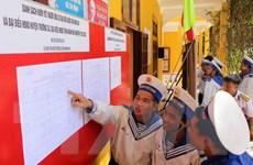 Khánh Hòa: Hoàn tất công tác chuẩn bị bầu cử ở xã đảo Sinh Tồn