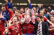 Middlesbrough chính thức trở lại Premier League sau 7 năm chờ đợi