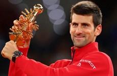 Truất ngôi Murray, Novak Djokovic đăng quang Madrid Open