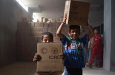 Mỹ dừng cấp hàng triệu USD cho nhiều tổ chức nhân đạo ở Syria