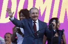 Tổng thống Cộng hòa Dominicana Danilo Medina tuyên bố đắc cử