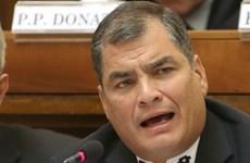 """Tổng thống Ecuador tố cáo CIA đứng đằng sau vụ """"Hồ sơ Panama"""""""