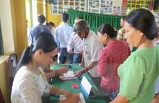 Quảng Ninh: Cử tri huyện đảo Vân Đồn đặt niềm tin vào lá phiếu