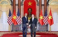 Cựu chiến binh Mỹ ủng hộ dỡ bỏ cấm vận vũ khí với Việt Nam