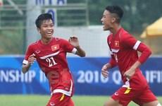 Vòng chung kết U16 châu Á: U16 Việt Nam rơi vào bảng tử thần