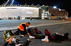Pháp diễn tập chống khủng bố quy mô lớn trước EURO 2016