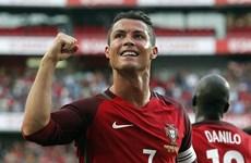 Ronaldo lập cú đúp, Bồ Đào Nha giành chiến thắng hủy diệt 7-0