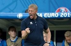 Nha sỹ Hallgrimsson khiến đội tuyển Anh hùng mạnh câm lặng