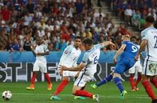 """BLV Iceland """"phát điên"""" sau bàn thắng lịch sử vào lưới tuyển Anh"""