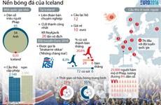 """[Infographics] Những điều chưa biết về """"cơn địa chấn"""" Iceland"""
