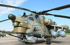 Iraq nhận lô hàng trực thăng quân sự Mi-28 NE mới từ Nga