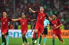 """Đội tuyển Bồ Đào Nha vào bán kết sau màn """"đấu súng"""" nghẹt thở"""