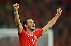 Cận cảnh chiến thắng lịch sử đưa Xứ Wales vào bán kết EURO