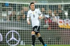 """Mesut Oezil, """"chuyên gia"""" tạo cảm hứng cho đội tuyển Đức"""
