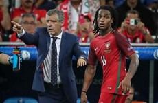 HLV Bồ Đào Nha lên tiếng trước nghi ngờ Sanches gian lận tuổi