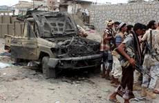 Al-Qaeda nhận thực hiện vụ tấn công vào căn cứ quân sự Yemen