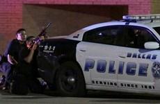 Toàn cảnh về vụ bắn tỉa nhằm vào các cảnh sát Mỹ tại Dallas