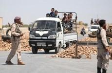 Syria: Lực lượng do Mỹ hậu thuẫn kiểm soát 40% diện tích Manbij