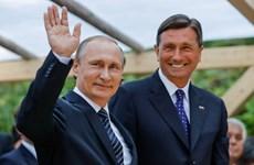 Slovenia và Nga muốn vượt qua trở ngại để tăng cường hợp tác