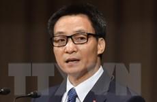"""Phó Thủ tướng dự Diễn đàn """"Bốn quốc gia-Một điểm đến"""" ở Myanmar"""