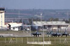 Thổ Nhĩ Kỳ đóng cửa Căn cứ không quân Incirlik của NATO