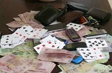 Triệt phá tụ điểm đánh bạc quy mô lớn ở Sơn La, bắt 27 đối tượng