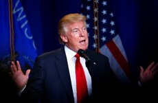 Ông Trump tìm cách lôi kéo sự ủng hộ của lãnh đạo đảng Cộng hòa