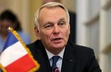 Pháp, Ai Cập thảo luận về tiến trình hòa bình ở Trung Đông