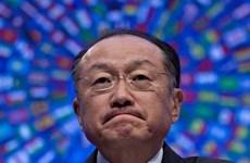 Mỹ đề cử ông Jim Yong Kim giữ chức Chủ tịch WB nhiệm kỳ thứ 2