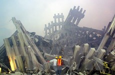 Nhiều hoạt động tưởng niệm 15 năm vụ khủng bố 11/9 tại Mỹ
