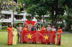 6 học sinh thi Olympic các môn khoa học trẻ quốc tế đều đạt giải