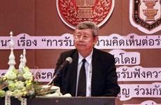 Tổng tuyển cử Thái Lan có thể sẽ phải lùi đến cuối năm 2018