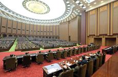Triều Tiên đã quyết định tổ chức kỳ họp Quốc hội vào tháng Tư